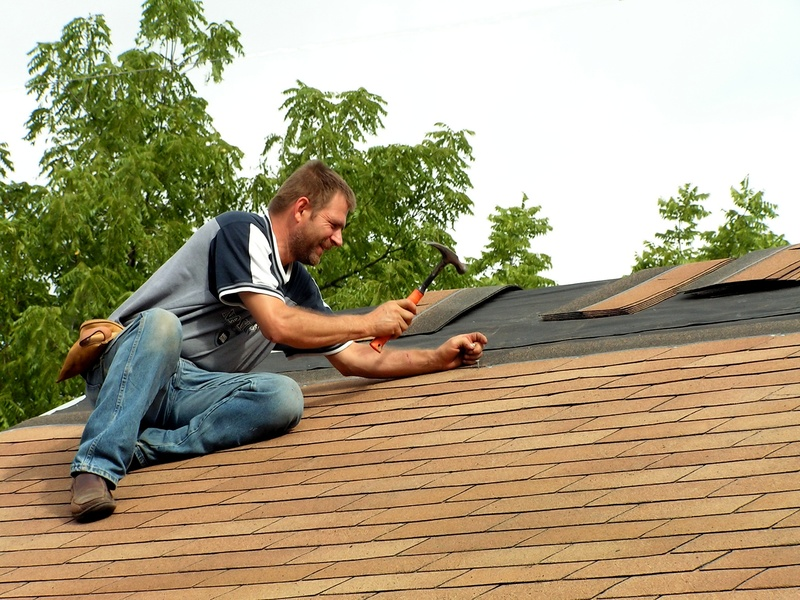 The roof repairs need to be put in the summer projects