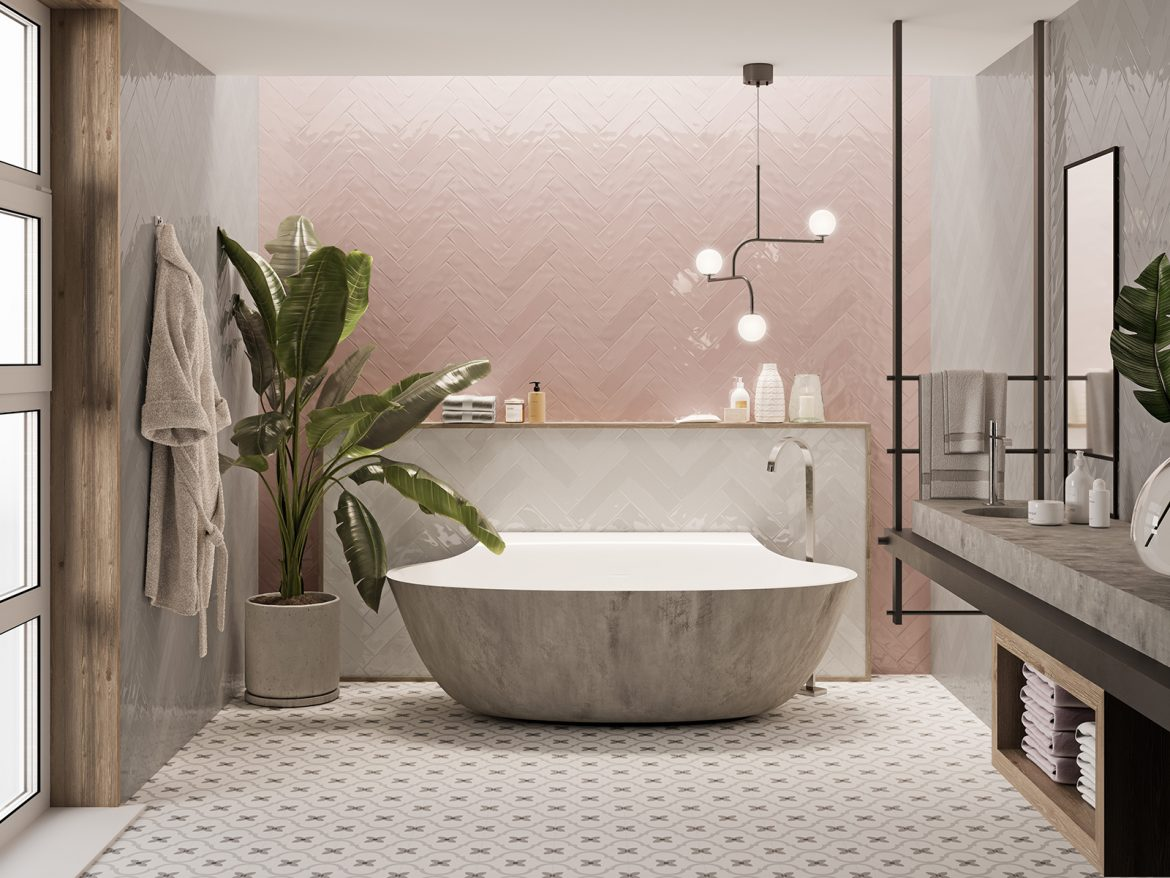 All About Ceramic And Tiles For Your Bathroom