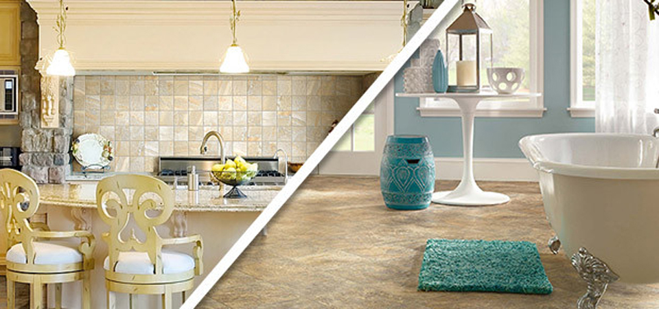A Guide on Renovating the Bathrooms and Kitchens With the Right Countertops