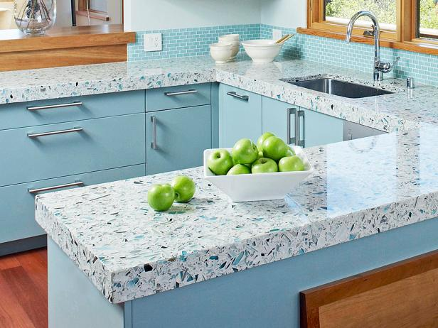 Choosing the Best Kitchen Countertop Types Among the Most Popular Ones